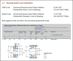bearing-radial-load-valuation