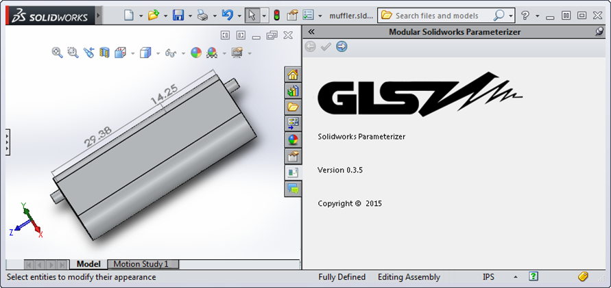 GLSV-DesignAutomation